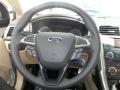 2013 Oxford White Ford Fusion SE  photo #44