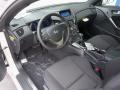 Black Cloth Prime Interior Photo for 2013 Hyundai Genesis Coupe #74836172