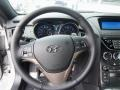 Black Cloth Steering Wheel Photo for 2013 Hyundai Genesis Coupe #74836229
