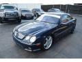 Capri Blue Metallic 2005 Mercedes-Benz CL 65 AMG
