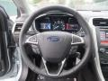 Charcoal Black Steering Wheel Photo for 2013 Ford Fusion #74839091