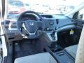 2013 White Diamond Pearl Honda CR-V EX AWD  photo #12