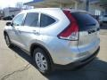 2013 Alabaster Silver Metallic Honda CR-V EX-L AWD  photo #2