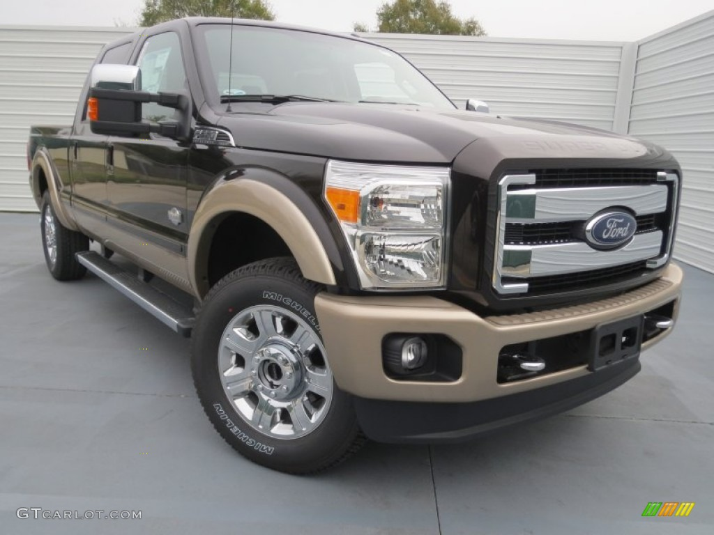 Kodiak brown metallic ford f250 super duty ford f250 super duty king ranch