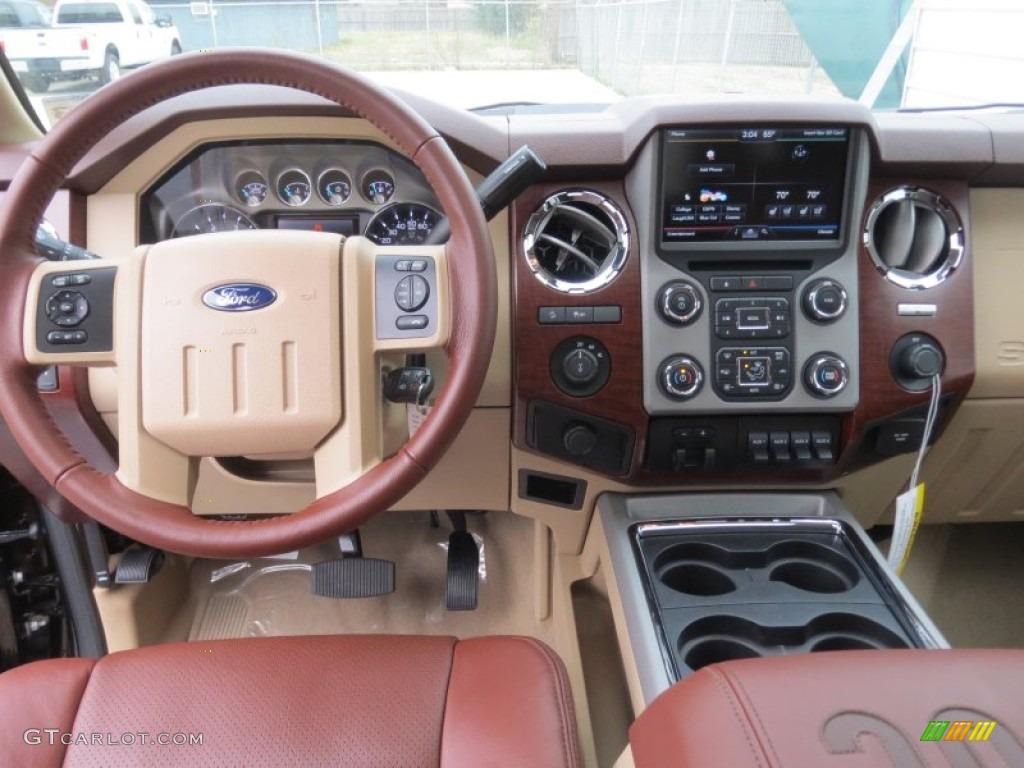 2013 kodiak brown metallic ford f250 super duty king ranch