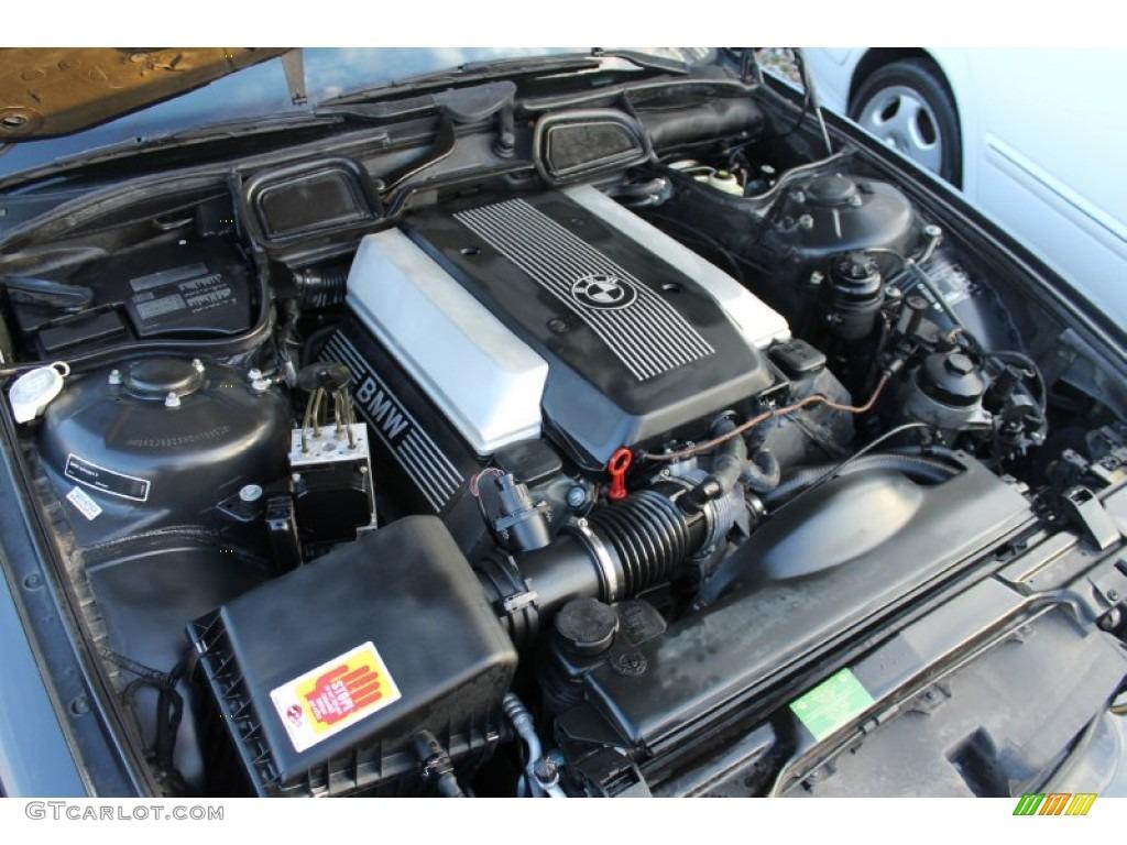 1998 bmw 7 series 740il sedan 4 4 liter dohc 32 valve v8. Black Bedroom Furniture Sets. Home Design Ideas