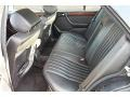 Black Rear Seat Photo for 1995 Mercedes-Benz E #74854079