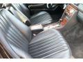 Black Interior Photo for 1995 Mercedes-Benz E #74854197