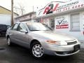 Silver 2000 Saturn L Series LS1 Sedan