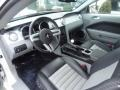 Charcoal Black/Dove Prime Interior Photo for 2008 Ford Mustang #74867429