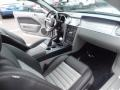 Charcoal Black/Dove Dashboard Photo for 2008 Ford Mustang #74867444