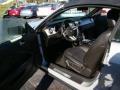 2007 Satin Silver Metallic Ford Mustang V6 Premium Convertible  photo #9