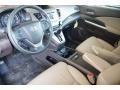 2013 White Diamond Pearl Honda CR-V EX-L  photo #10
