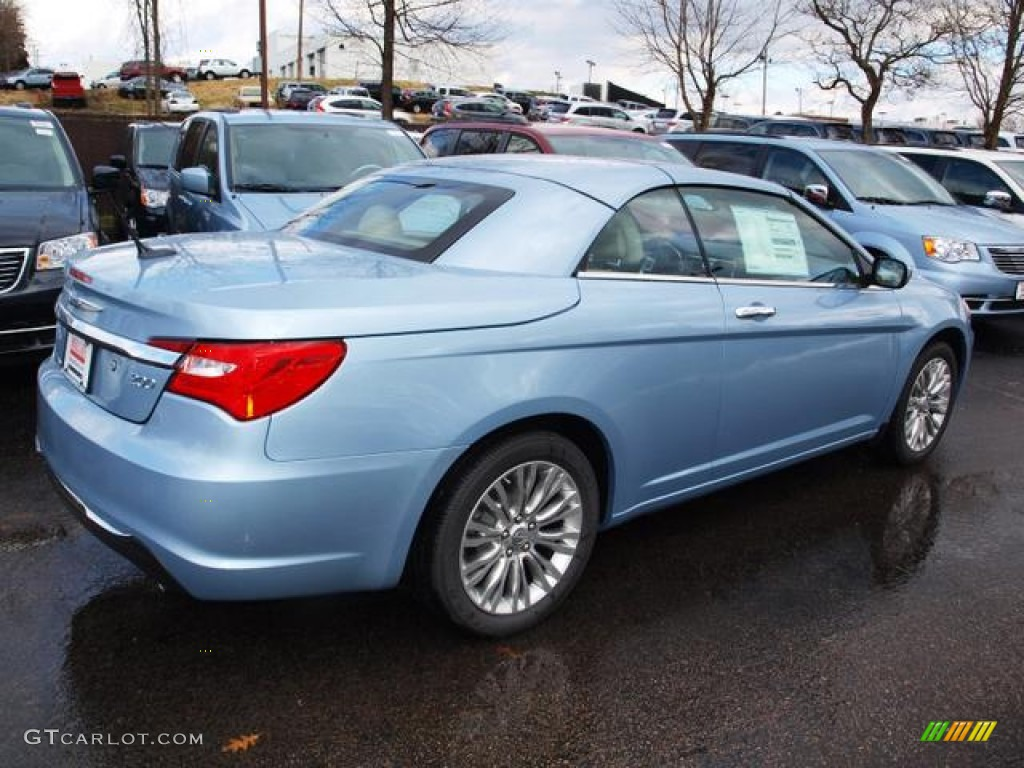 2013 crystal blue pearl chrysler 200 limited hard top. Black Bedroom Furniture Sets. Home Design Ideas