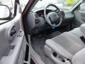 Medium Graphite Grey 2003 Ford F150 Interiors