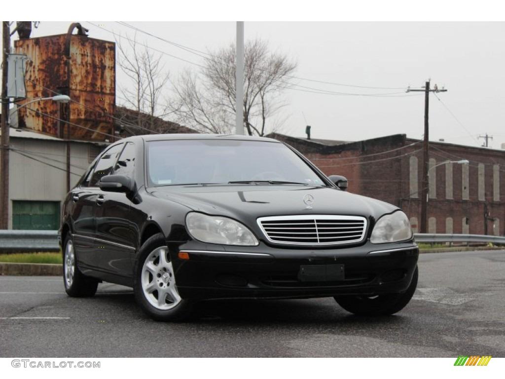 2002 black mercedes benz s 430 sedan 74879822 gtcarlot for Mercedes benz s 430