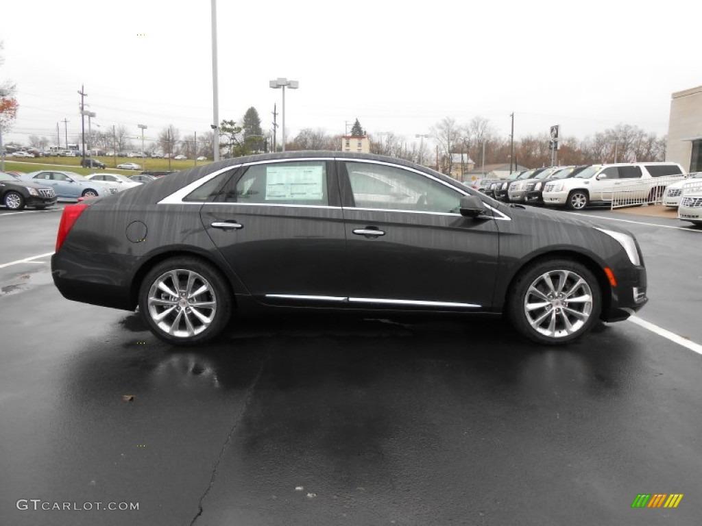 Graphite Metallic 2013 Cadillac Xts Luxury Fwd Exterior Photo 74895821