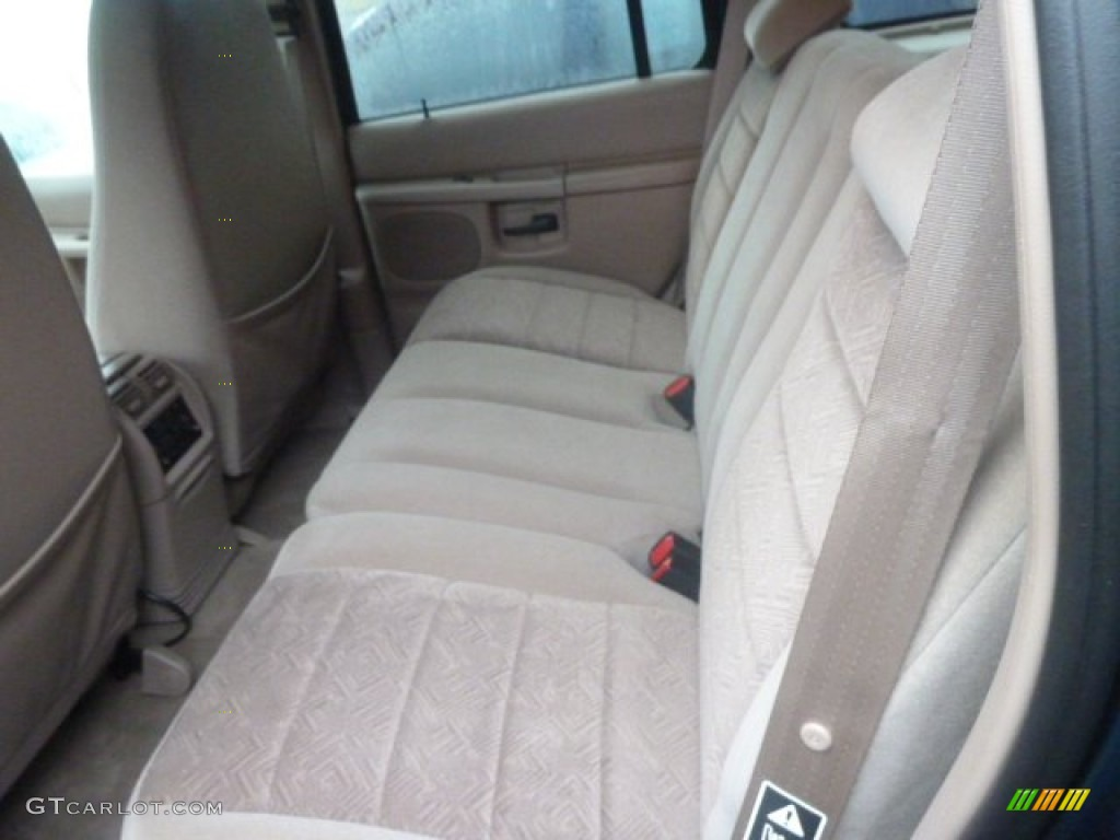 Medium Prairie Tan Interior 1999 Ford Explorer Xlt 4x4 Photo 74899263