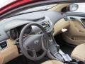 Beige Prime Interior Photo for 2013 Hyundai Elantra #74900843
