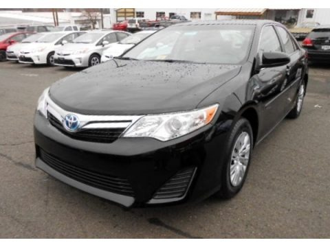 2012 toyota camry hybrid le data info and specs. Black Bedroom Furniture Sets. Home Design Ideas