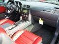 Radar Red/Dark Slate Gray Dashboard Photo for 2013 Dodge Challenger #74915664