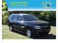 Black 2012 Chevrolet Tahoe LT