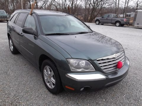 2004 Chrysler Pacifica AWD Data, Info and Specs