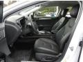 Charcoal Black Front Seat Photo for 2013 Ford Fusion #74932153