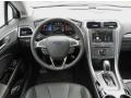 Charcoal Black Dashboard Photo for 2013 Ford Fusion #74932193