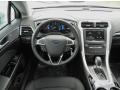 SE Appearance Package Charcoal Black/Red Stitching Dashboard Photo for 2013 Ford Fusion #74933098