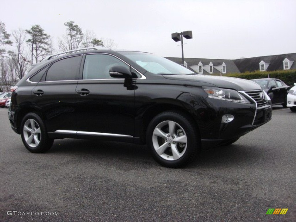 Stargazer Black 2013 Lexus Rx 350 Awd Exterior Photo 74937454