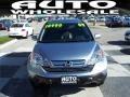 2009 Glacier Blue Metallic Honda CR-V EX-L  photo #2