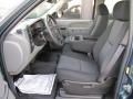 Dark Titanium Interior Photo for 2010 Chevrolet Silverado 1500 #74948676
