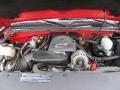 2007 Silverado 1500 Classic Work Truck Regular Cab 4x4 4.8 Liter OHV 16-Valve Vortec V8 Engine