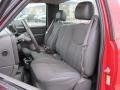 2007 Silverado 1500 Classic Work Truck Regular Cab 4x4 Dark Charcoal Interior