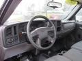 Dashboard of 2007 Silverado 1500 Classic Work Truck Regular Cab 4x4
