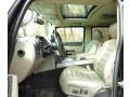 Wheat Front Seat Photo for 2003 Hummer H2 #74953057