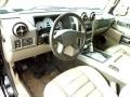 Wheat Prime Interior Photo for 2003 Hummer H2 #74953081
