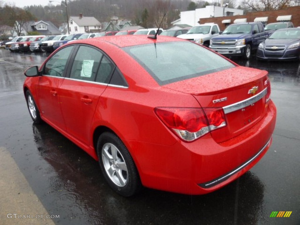 Victory Red 2013 Chevrolet Cruze Lt Rs Exterior Photo 74954194