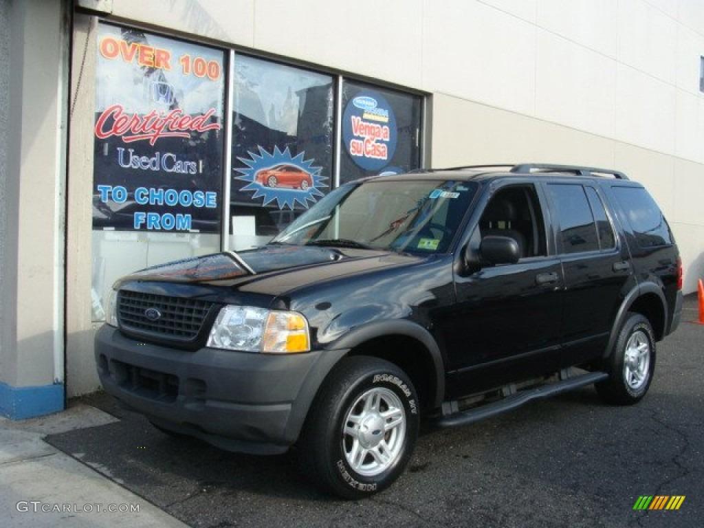 2003 ford explorer xls