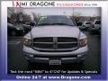 2006 Bright Silver Metallic Dodge Ram 1500 Sport Quad Cab 4x4  photo #2