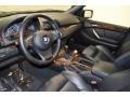 Black 2006 BMW X5 Interiors