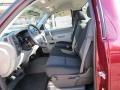 2013 Deep Ruby Metallic Chevrolet Silverado 1500 LS Regular Cab  photo #10