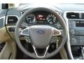 2013 Oxford White Ford Fusion SE 2.0 EcoBoost  photo #23