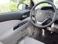 2013 Alabaster Silver Metallic Honda CR-V EX-L  photo #5