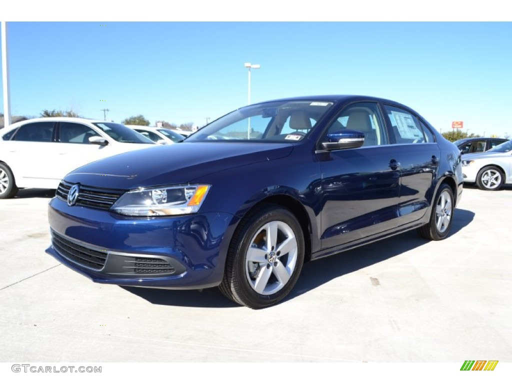 2013 tempest blue metallic volkswagen jetta tdi sedan 74973454 car color galleries. Black Bedroom Furniture Sets. Home Design Ideas