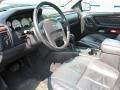 Dark Slate Gray Interior Photo for 2002 Jeep Grand Cherokee #74991754