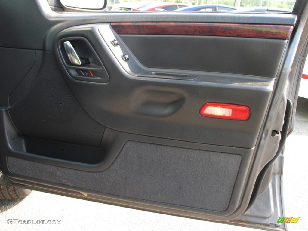 2002 Jeep Grand Cherokee Limited 4x4 Door Panel Photos