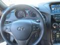 2013 Black Noir Pearl Hyundai Genesis Coupe 3.8 Track  photo #29