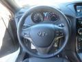 2013 Black Noir Pearl Hyundai Genesis Coupe 3.8 Track  photo #30